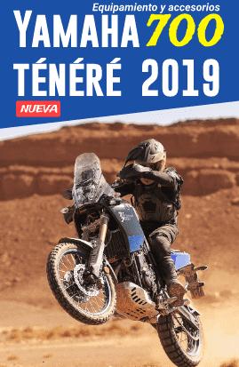 Gama de accesorios Yamaha Tenere 700 2019-