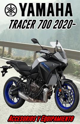 Accesorios para Yamaha Tracer 700 2020-