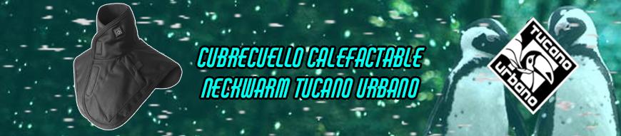 Cubrecuello calefactable Tucano Urbano