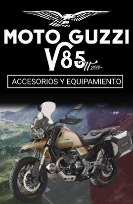 Gama de accesorios Moto Guzzi V85 TT 2019-