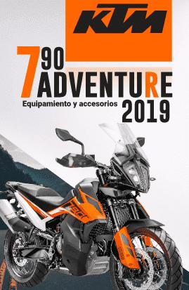 Accesorios para KTM 790 Adventure/R 2019-
